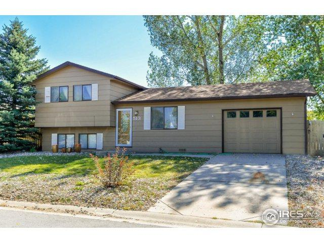 513 Galaxy Ct, Fort Collins, CO 80525 (MLS #832807) :: 8z Real Estate