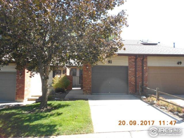 1001 43rd Ave #51, Greeley, CO 80634 (MLS #832817) :: 8z Real Estate
