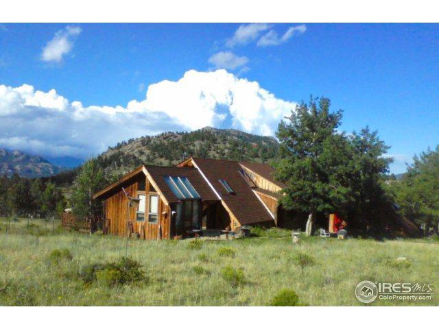 1005 Kerr Rd, Estes Park, CO 80517 (MLS #832820) :: 8z Real Estate