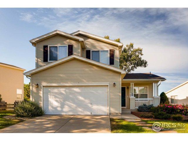 1316 Cumberland Dr, Longmont, CO 80504 (MLS #832824) :: 8z Real Estate