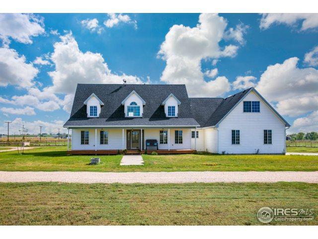 24056 Highway 392, Greeley, CO 80631 (MLS #832841) :: 8z Real Estate