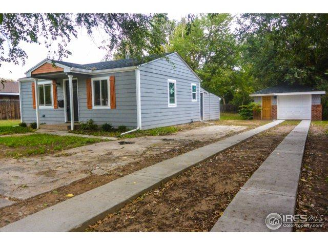 706 Colorado St, Fort Collins, CO 80524 (MLS #832845) :: 8z Real Estate