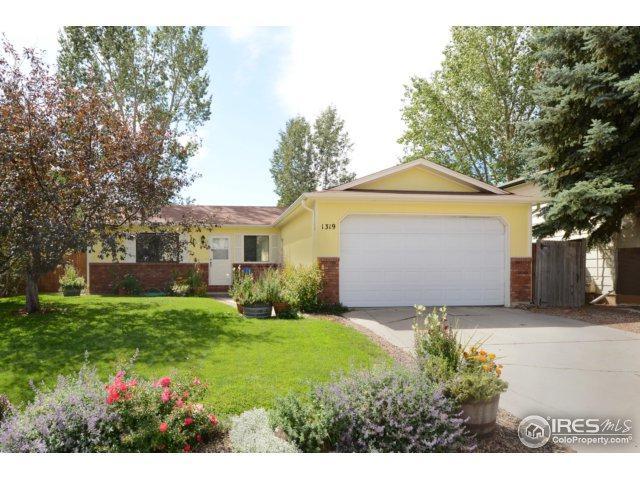 1319 Casa Grande Blvd, Fort Collins, CO 80526 (MLS #832906) :: 8z Real Estate