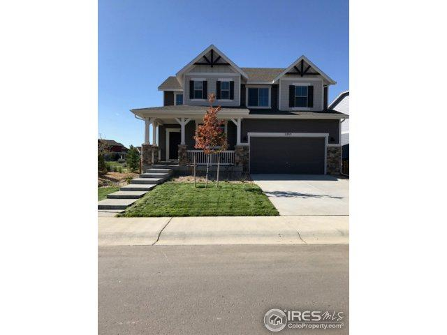 2703 Saltbrush Dr, Loveland, CO 80538 (#832943) :: The Griffith Home Team