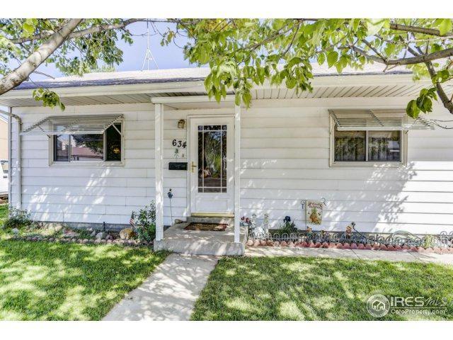 634 S 1st Ave, Brighton, CO 80601 (MLS #832953) :: 8z Real Estate