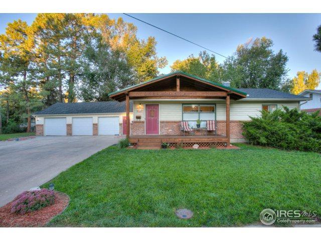 203 Bishop St, Fort Collins, CO 80521 (MLS #832976) :: 8z Real Estate