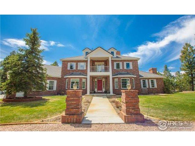 14920 Roller Coaster Rd, Colorado Springs, CO 80921 (MLS #832987) :: 8z Real Estate