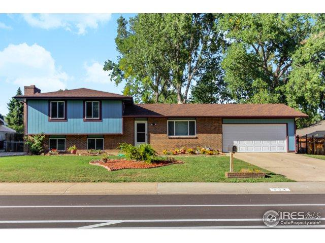 524 E Swallow Rd, Fort Collins, CO 80525 (MLS #833000) :: 8z Real Estate