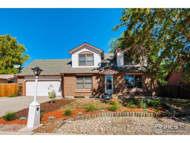 1361 Garden Cir, Longmont, CO 80501 (MLS #833035) :: 8z Real Estate