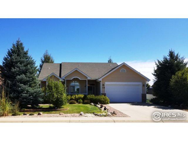 338 N 60th Ave, Greeley, CO 80634 (MLS #833063) :: 8z Real Estate
