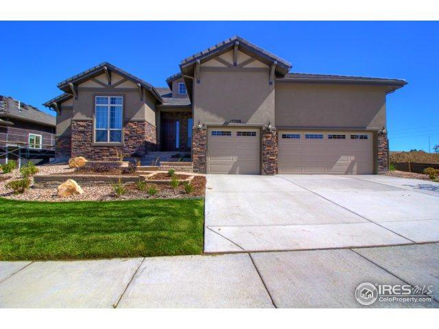 15708 Bison Run, Broomfield, CO 80023 (MLS #833075) :: 8z Real Estate