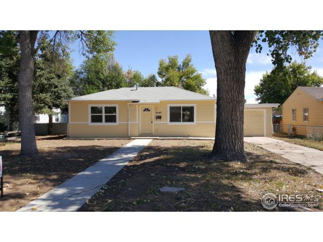 2540 10th Ave, Greeley, CO 80631 (MLS #833076) :: 8z Real Estate