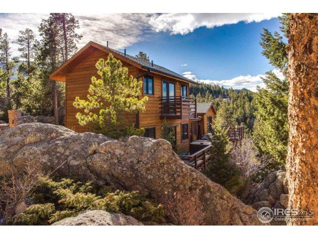 123 Black Bear Trl, Golden, CO 80403 (MLS #833107) :: 8z Real Estate