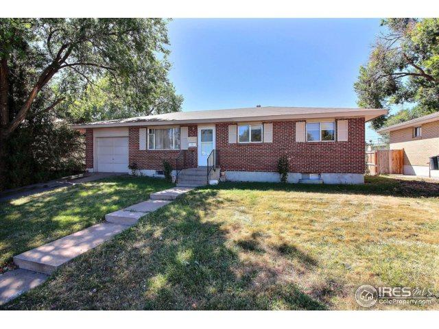 2122 27th St, Greeley, CO 80631 (#833109) :: The Umphress Group