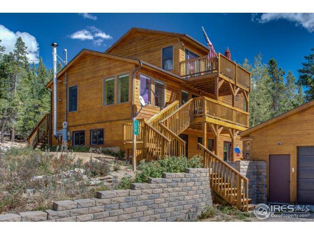 174 Aspen Meadow Ln, Golden, CO 80403 (#833118) :: The Umphress Group
