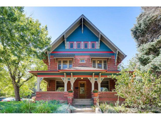 1003 9th St, Boulder, CO 80302 (#833181) :: The Peak Properties Group