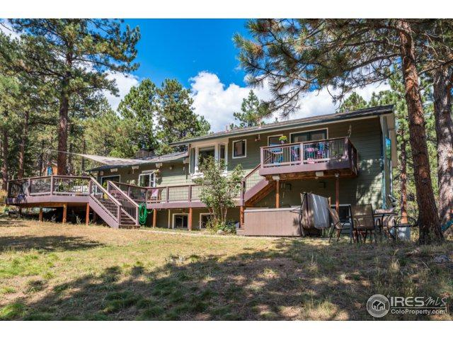 51 Pineview Ln, Boulder, CO 80302 (#833195) :: The Peak Properties Group