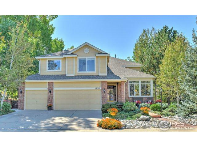 10120 W 101st Dr, Westminster, CO 80021 (#833217) :: The Peak Properties Group