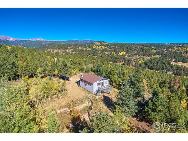 766 Hummer Dr, Nederland, CO 80466 (MLS #833299) :: 8z Real Estate