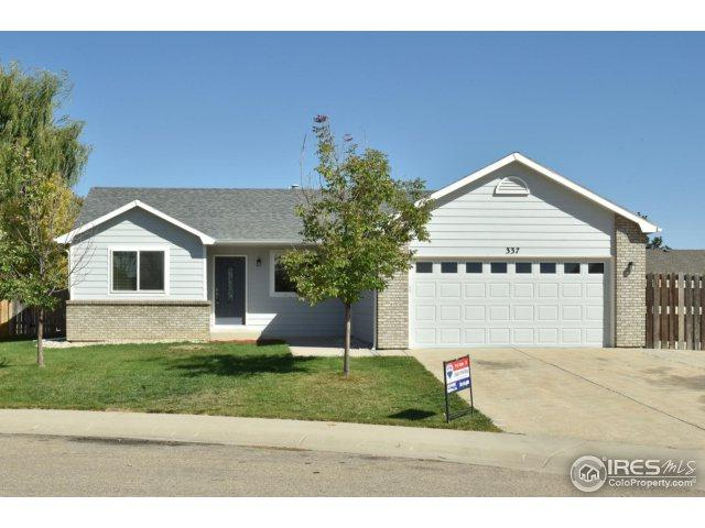 337 Red Bud Ct, Eaton, CO 80615 (MLS #833444) :: 8z Real Estate