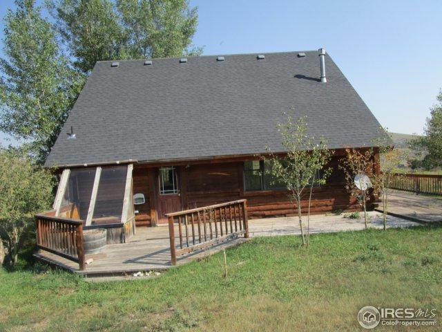 114 Gordon Creek Ln, Livermore, CO 80536 (MLS #833793) :: 8z Real Estate