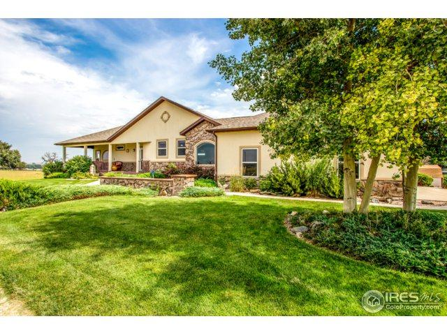 6450 County Road 52 1/4, Johnstown, CO 80534 (MLS #833797) :: 8z Real Estate