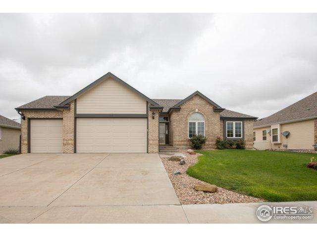 232 Settlers Dr, Eaton, CO 80615 (MLS #833818) :: 8z Real Estate