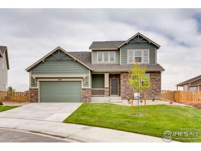 5366 Bowen Lake Ct, Timnath, CO 80547 (#833939) :: Group 46:10 - Denver