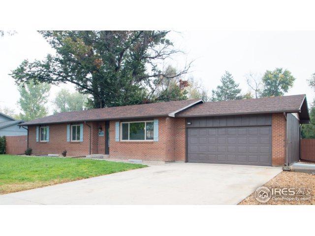 615 3rd St, Windsor, CO 80550 (MLS #833982) :: 8z Real Estate