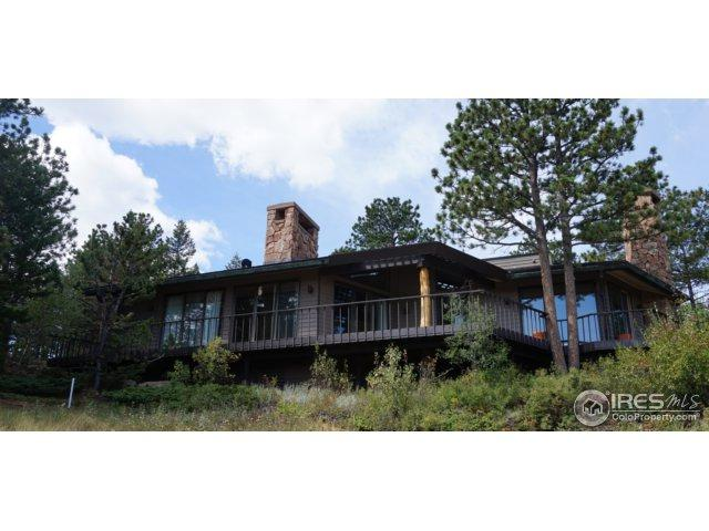 750 Fox Acres Dr, Red Feather Lakes, CO 80545 (MLS #834078) :: Kittle Real Estate