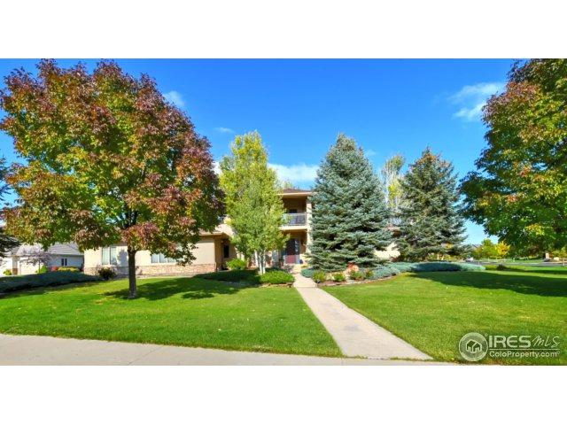 3722 Eagle Spirit Ct, Fort Collins, CO 80528 (#834084) :: The Griffith Home Team