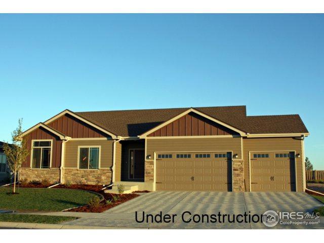 1452 Benjamin Dr, Eaton, CO 80615 (MLS #834109) :: 8z Real Estate