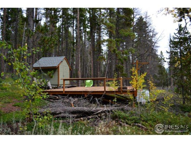 0 Crystal Mountain Rd, Bellvue, CO 80512 (MLS #834134) :: 8z Real Estate