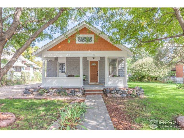 23 Park Ave, Eaton, CO 80615 (MLS #834165) :: 8z Real Estate