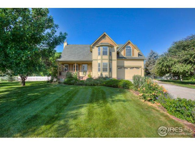 3489 Timber Wolf Cir, Wellington, CO 80549 (MLS #834185) :: Kittle Real Estate