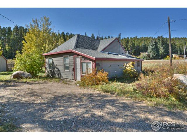 470 W 3rd St, Nederland, CO 80466 (MLS #834192) :: 8z Real Estate