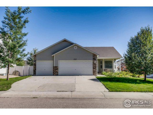 6912 Carlyle Ln, Wellington, CO 80549 (MLS #834218) :: The Daniels Group at Remax Alliance