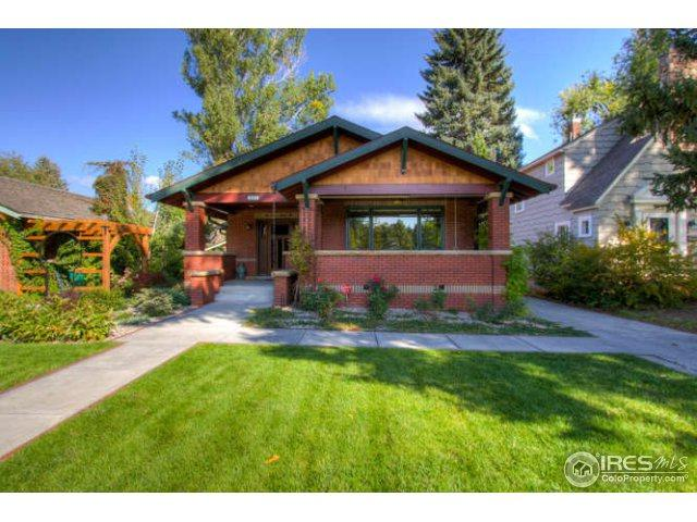 222 Jackson Ave, Fort Collins, CO 80521 (MLS #834220) :: Downtown Real Estate Partners