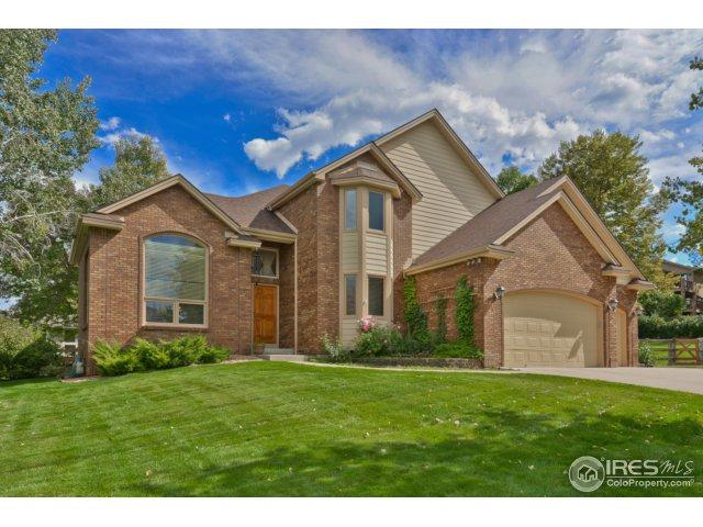 7192 Snow Peak Ct, Niwot, CO 80503 (MLS #834242) :: 8z Real Estate