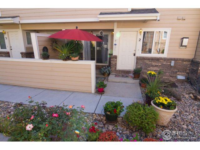 1601 Great Western Dr D2, Longmont, CO 80501 (MLS #834271) :: 8z Real Estate