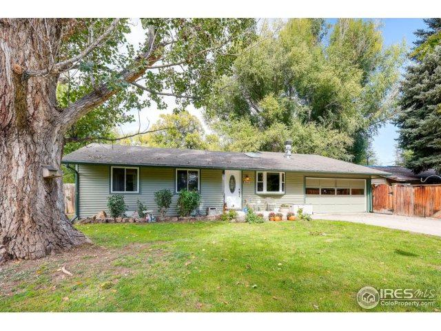 341 Franklin St, Niwot, CO 80503 (MLS #834288) :: 8z Real Estate