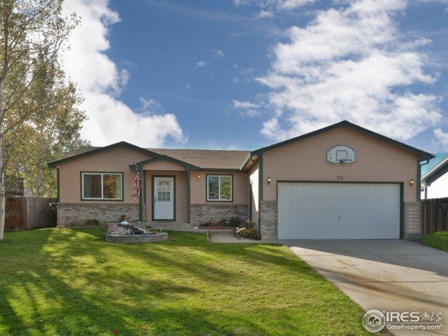 221 Walnut Dr, Frederick, CO 80530 (MLS #834393) :: 8z Real Estate