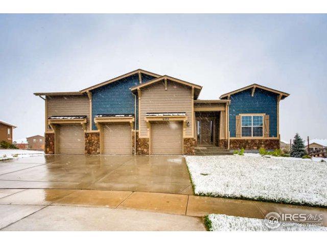 6232 Saker Ct, Fort Collins, CO 80528 (#834418) :: The Peak Properties Group