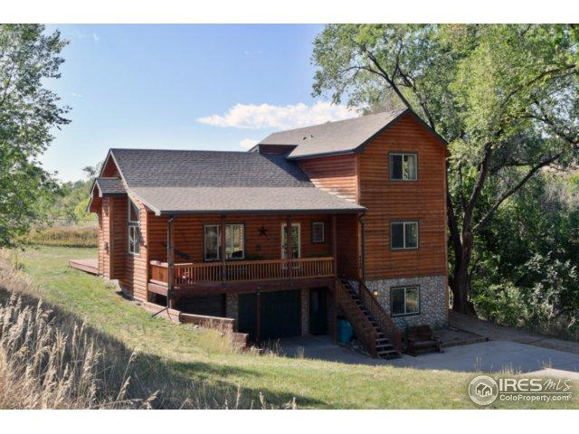 9408 Buckhorn Rd, Loveland, CO 80538 (#834432) :: The Peak Properties Group