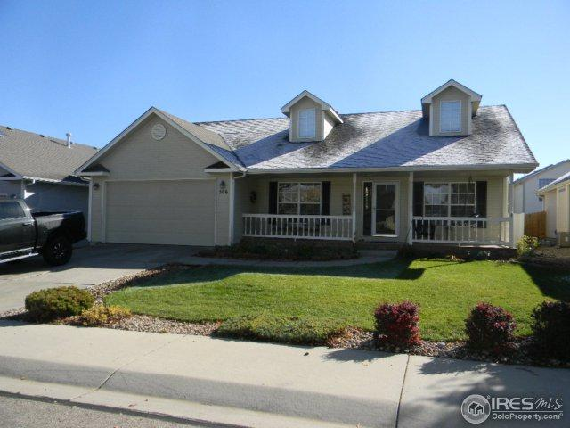 206 53rd Ave, Greeley, CO 80634 (#834437) :: The Peak Properties Group