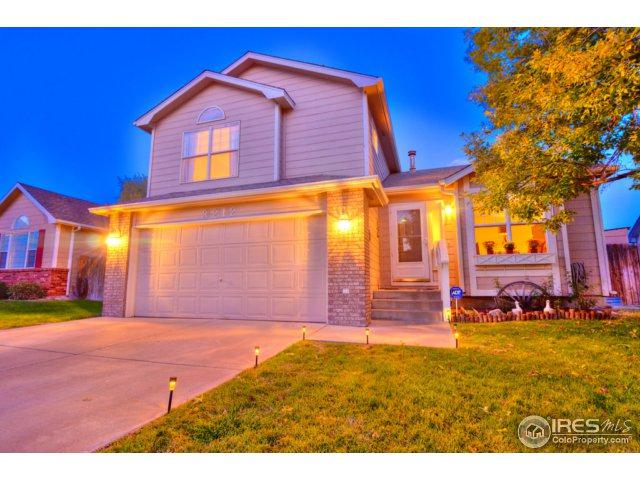 3212 Baldwin Ave, Evans, CO 80620 (MLS #834511) :: Kittle Real Estate