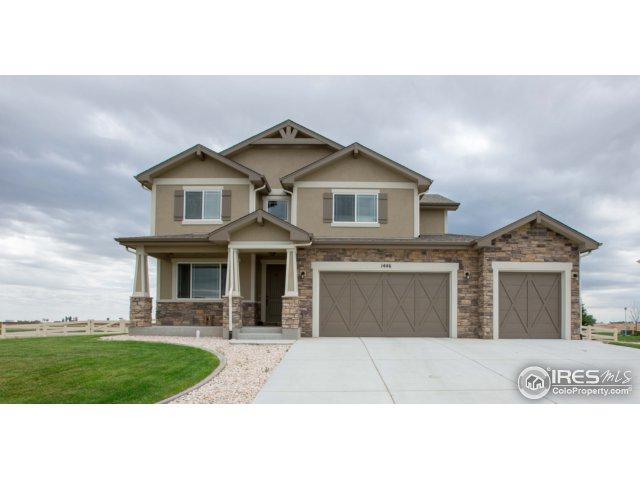 1446 Plains Dr, Eaton, CO 80615 (MLS #834533) :: 8z Real Estate