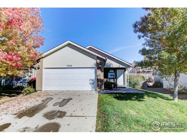 5255 W 9th St Dr, Greeley, CO 80634 (#834539) :: The Peak Properties Group