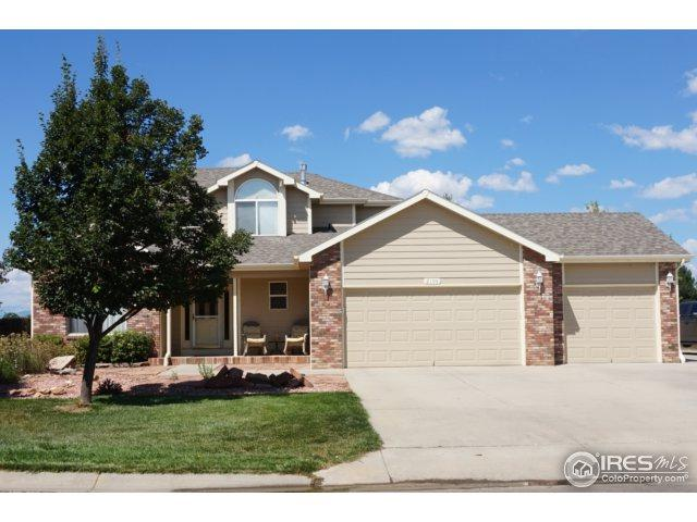2109 Breckenridge Dr, Berthoud, CO 80513 (MLS #834540) :: The Daniels Group at Remax Alliance