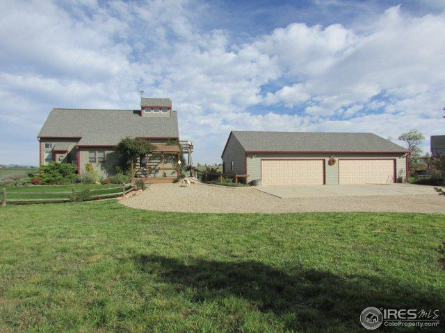 804 E County Road 8, Berthoud, CO 80513 (MLS #834545) :: Kittle Real Estate